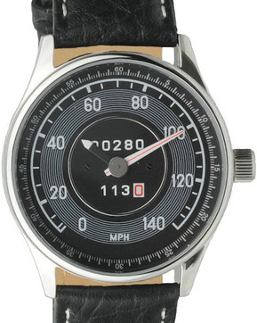 Speedometer Watches Mercedes Benz Club Vic